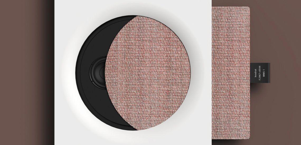 WMS1 / Speaker, Industrial product on Behance 제품, 공예, 디자인