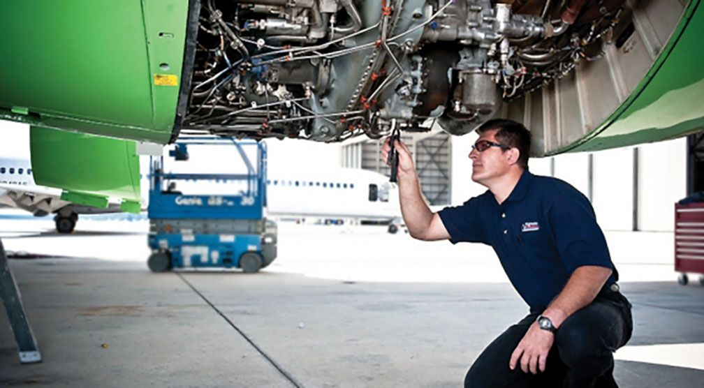 Licensed Aircraft Ers ExcelQantas Aircraft Mechanic