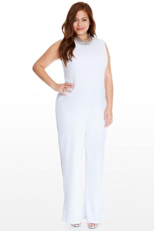 545e1d0b7992 Plus Size Jessica Jumpsuit