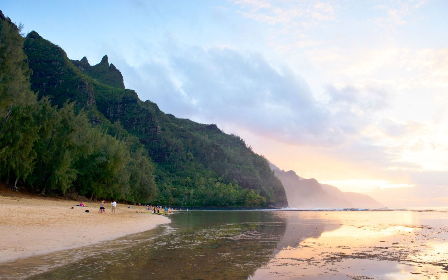 Kaua'i, Hawaii: There is no wrong time to visit Kaua'i, the oldest and lushest of all the Hawaiian Islands. Travel + Leisure readers consider it one of the world's best islands, and why not?