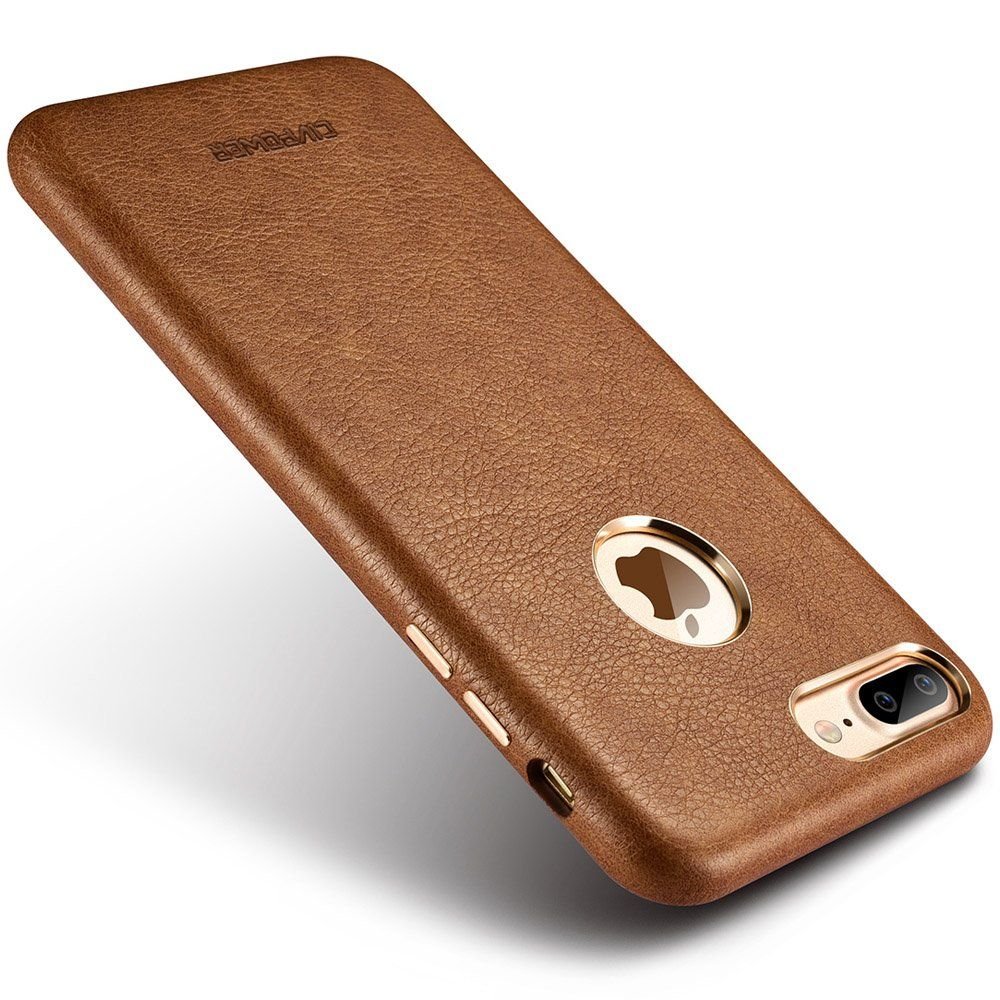 Iphone 8 Plus Case Premium Pu Leather Case Vintage Classic Series A Best Cellphone Cases Protective Back Cov Iphone Leather Case Leather Case Iphone Cases