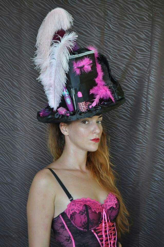Prix 50% brillance des couleurs styles divers Chapeau burlesque ! Fabrication en carton ! | chapeaux ...