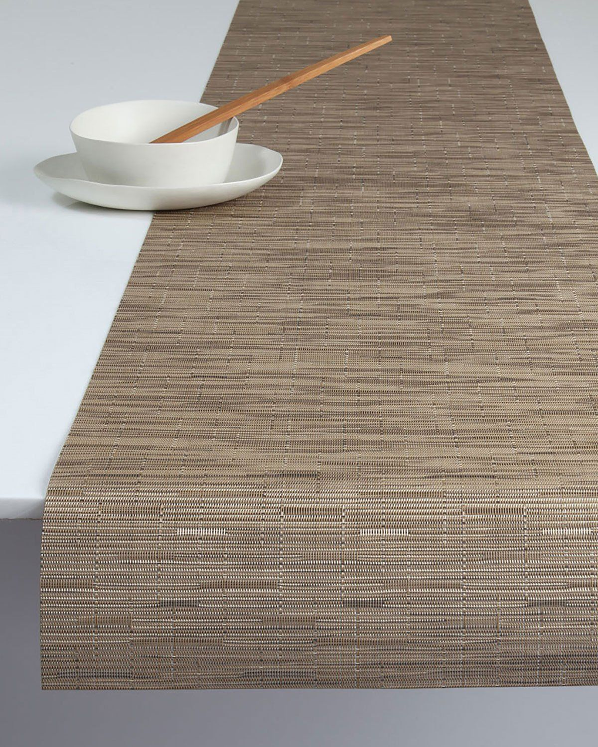 Bamboo-Style Table Runner