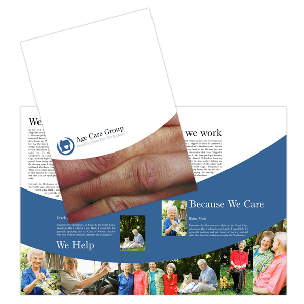 Free Business Card Templates Home Care For The Elderly Free - Brochure templates download