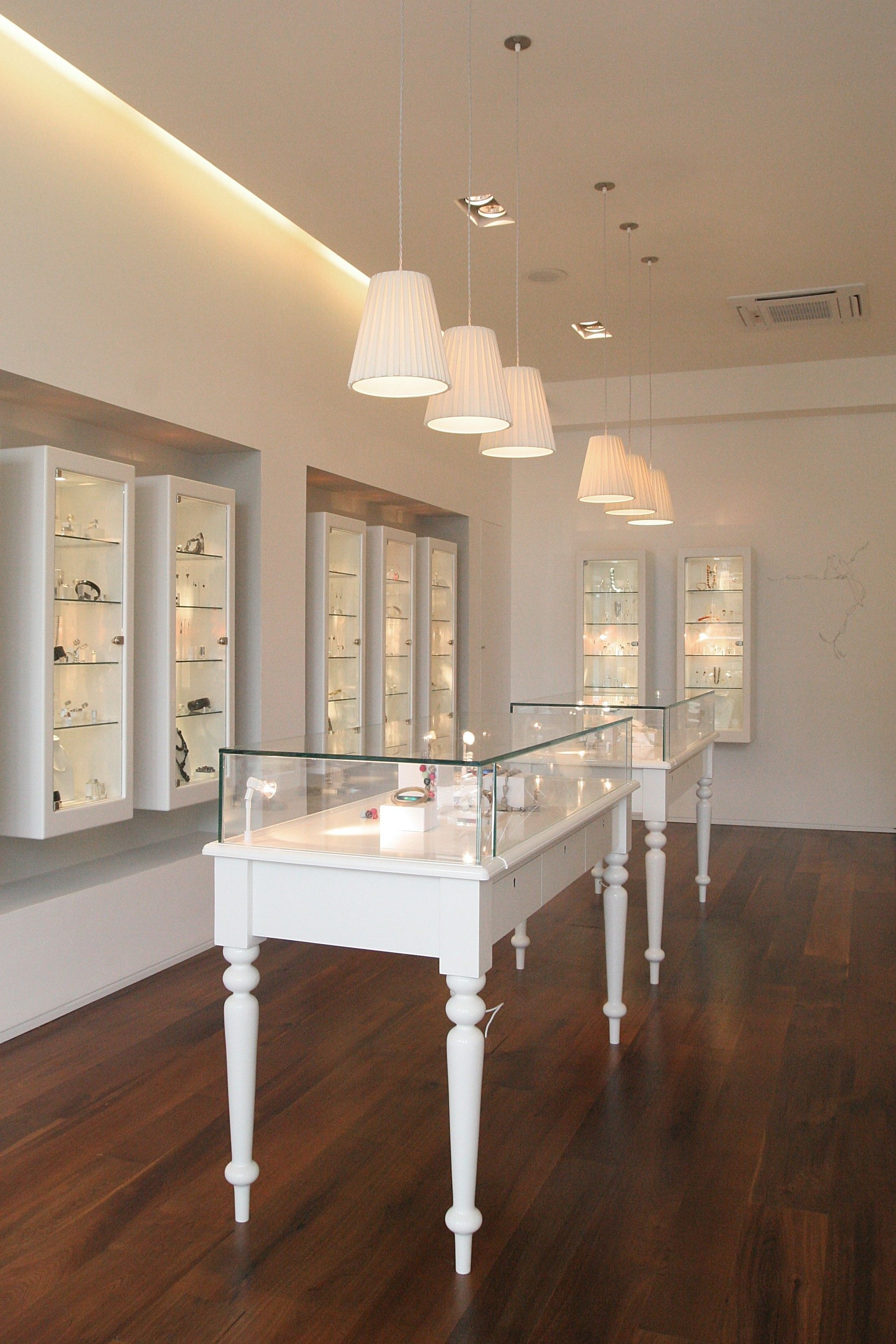 Jewellery Display Cabinets If Only We Had More Room