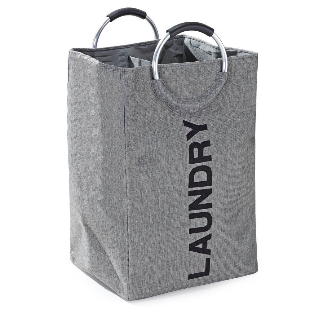 Laundry Bags With Handles Amazon Fragrantt Laundry Bag Hamper With Round Handles For Easy