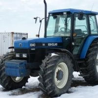 New Holland 8340 tractor - got 2 of these at home...