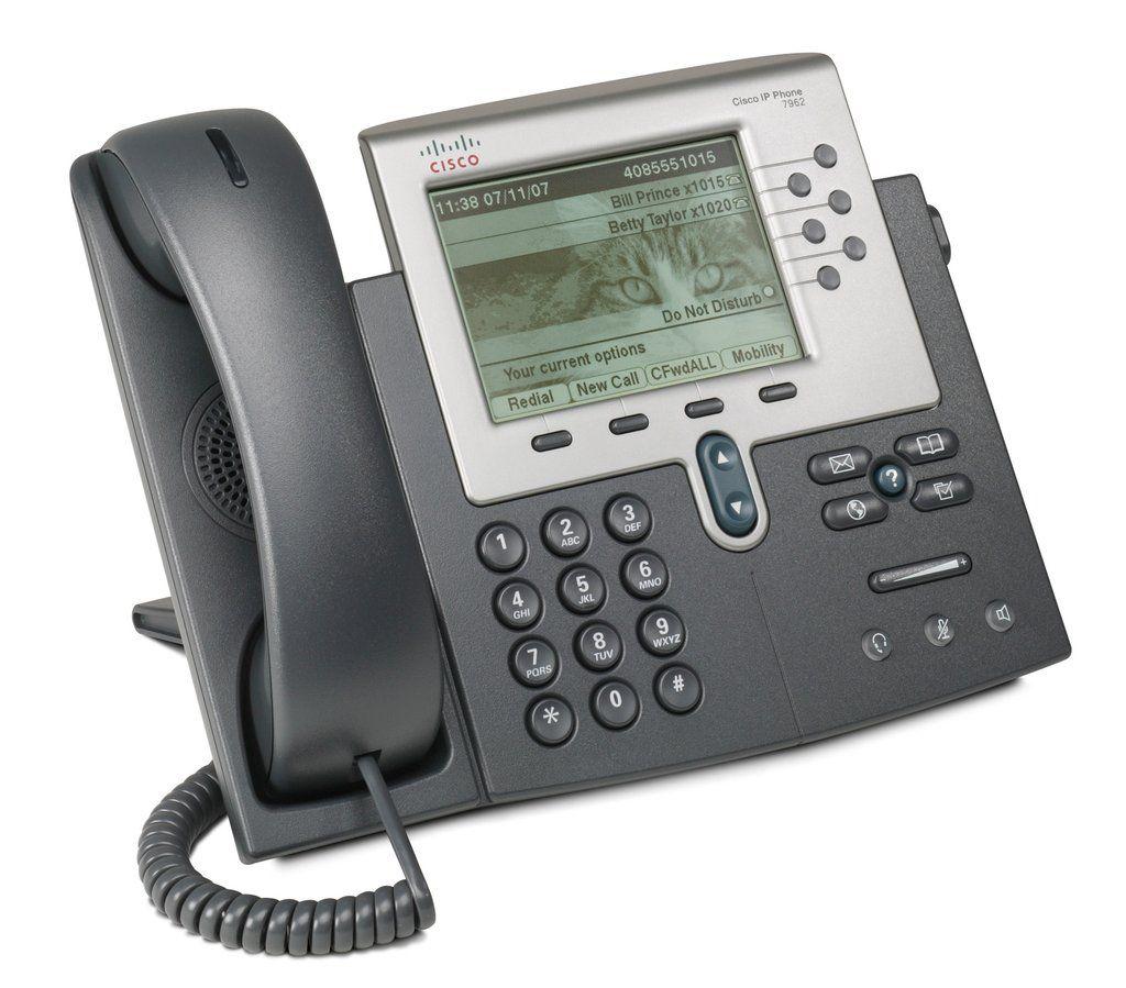 cisco 7962g ip phone cp 7962g 7962 refurbished phone rh pinterest com cisco ip phone 7962g manual cisco ip phone 7962g manual