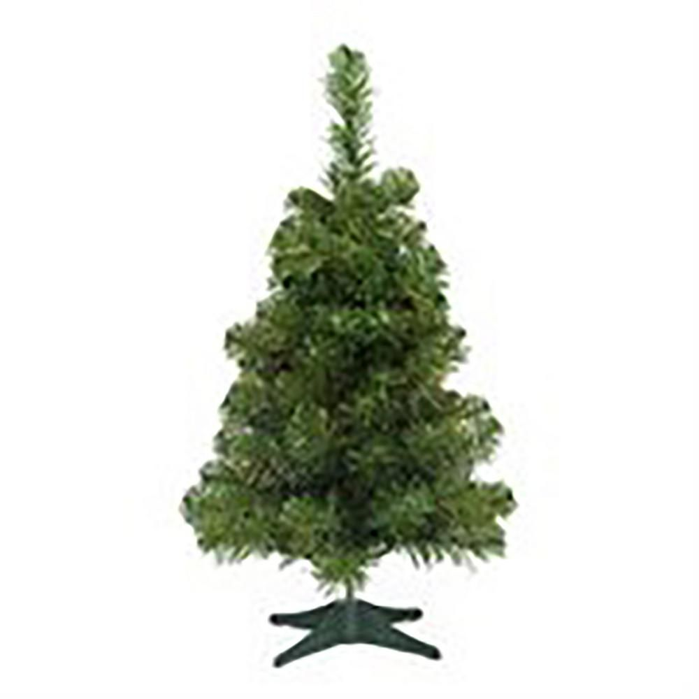 Northlight 2 Ft X 13 In Unlit Noble Pine Artificial Christmas Tree Burlap Christmas Tree Unlit Christmas Trees Christmas Tabletop