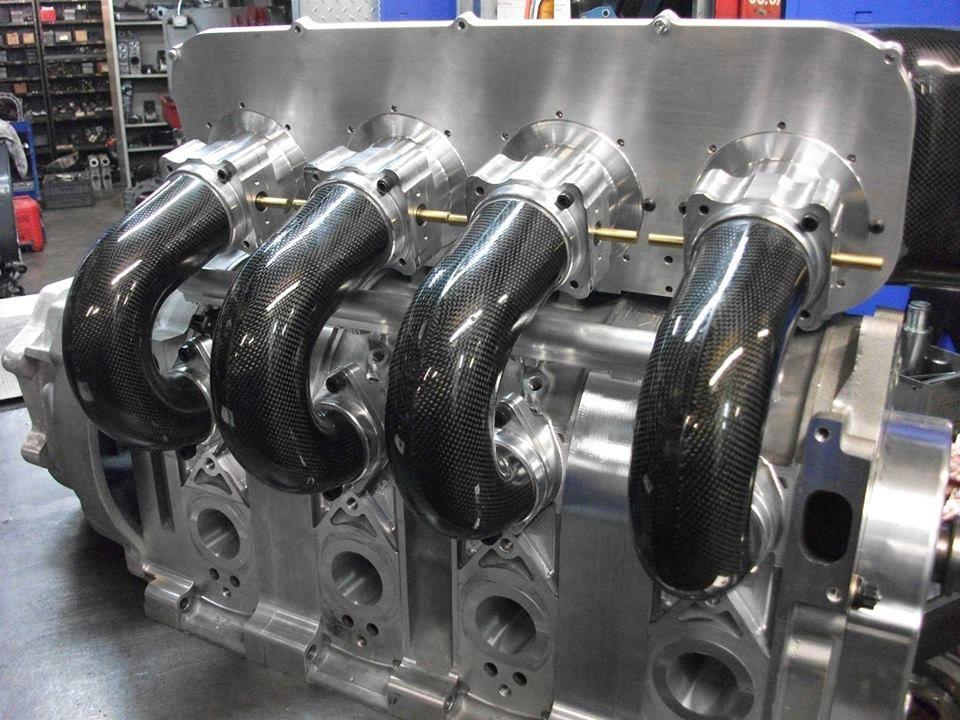 26 b 4 rotors all aluminum | rotary engines | Wankel engine
