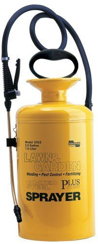 Chapin 31020 Yard And Garden 2 Gallon Tri Poxy Steel Plus Sprayer By Chapin 44 91 Easy Filling And Cleaning Yard And G Sprayers Wand Holder Lawn And Garden