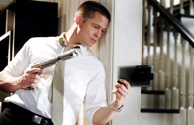 Mr Mrs Smith Mr And Mrs Smith Brad Pitt Brad Pitt Movies