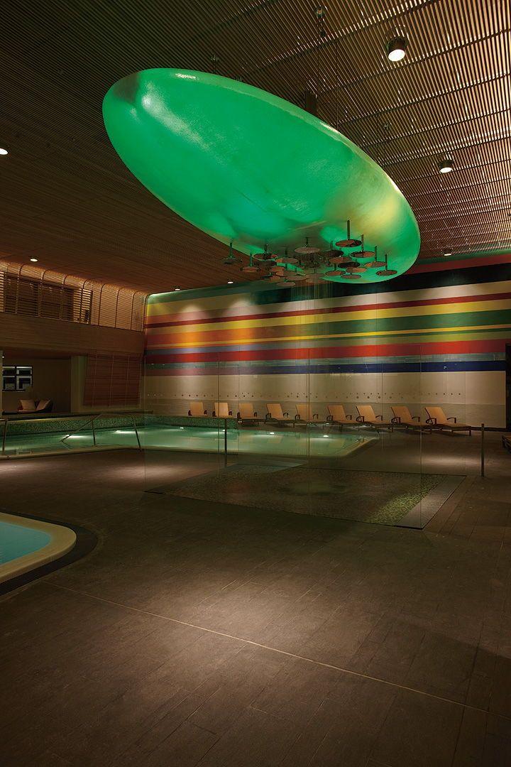 Architekt Bad Salzuflen vitasol therme bad salzuflen germany by 4a architekten done