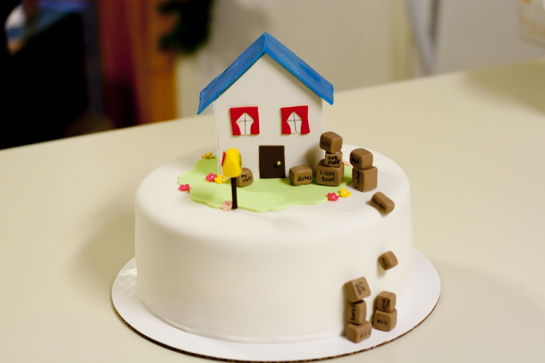 Fine New Home Cake Designs Contemporary - Home Decorating Ideas ...