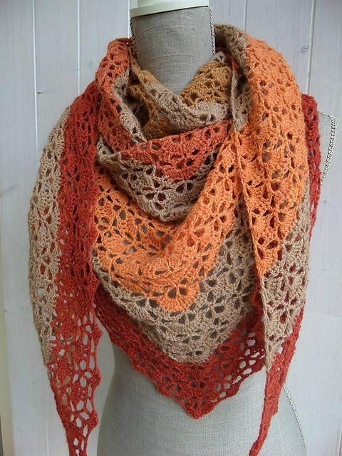 South Bay Shawlette | Crochet Patterns | Pinterest | Tücher, Schals ...