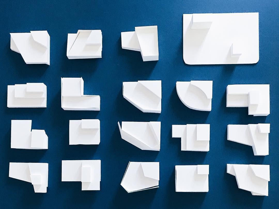 Architecture* Massing Studies - Pinterest