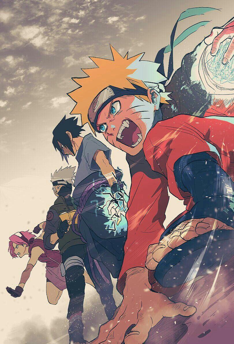 Naruto kreslené porno obrázky