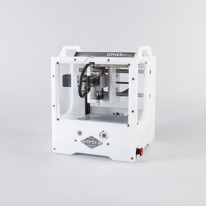 The Othermill Is A Portable, Computer-controlled (CNC