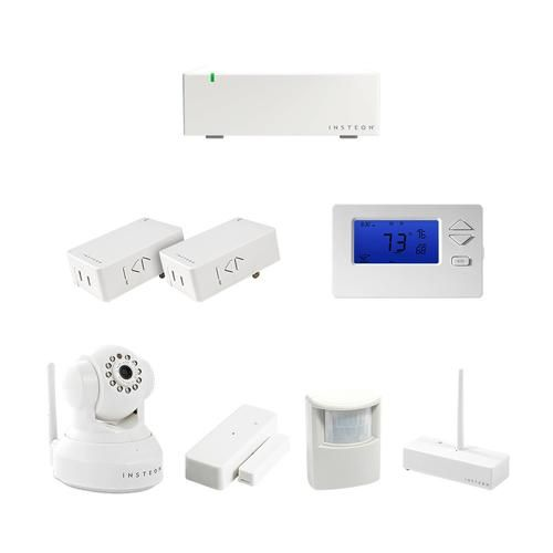 Insteon Connected Home Automation Starter Kit At Menards Home Automation Connected Home Home Automation System