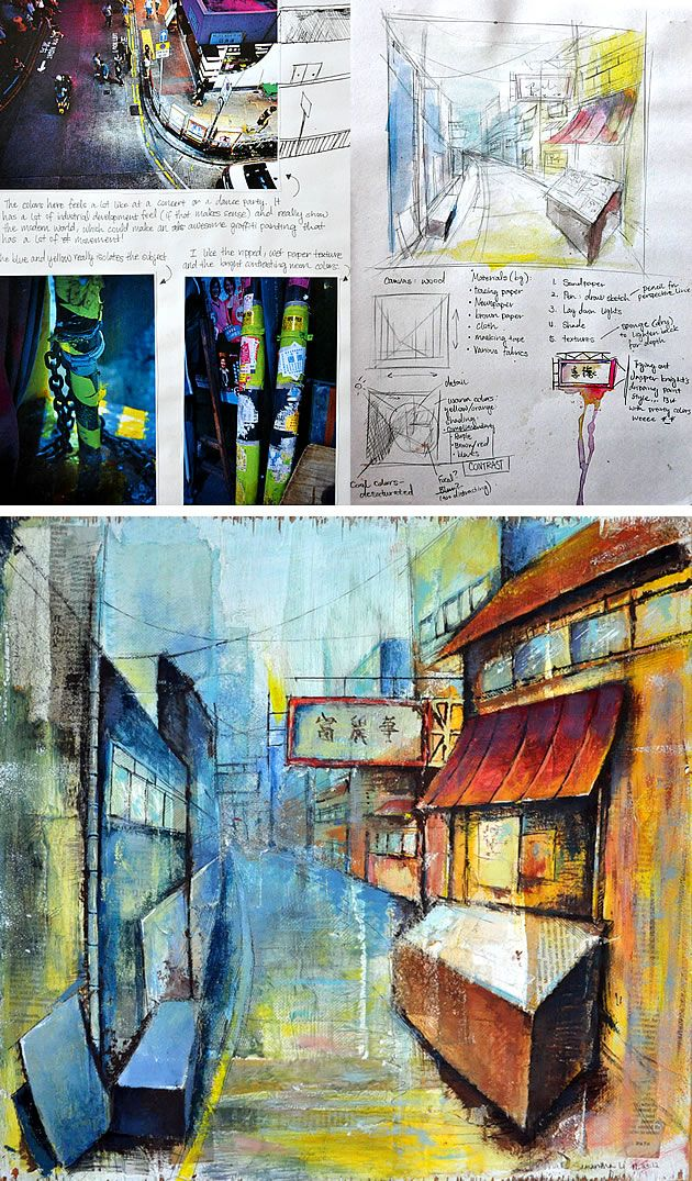 Best     A level art ideas on Pinterest   A level exams  Art     Pinterest A Level artists  work on display in impressive exhibition