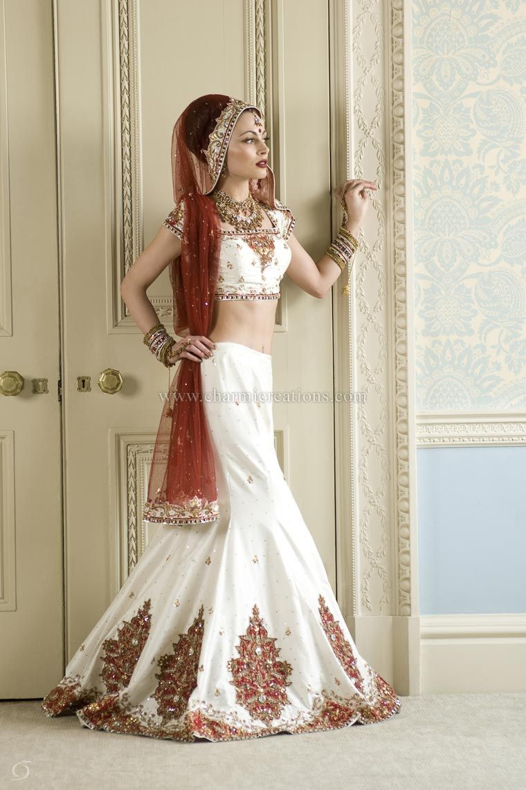 Indian Bridal Wear Asian Wedding Dresses Designer Bridal Lenghas ...