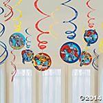 Transformers™ Prime Dangling Spirals