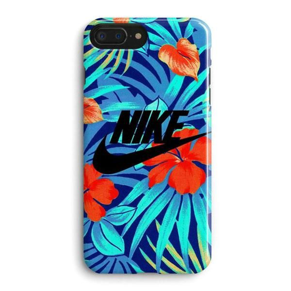 b4db8ba9dc972 Nike Floral iPhone 7 Plus Case in 2019