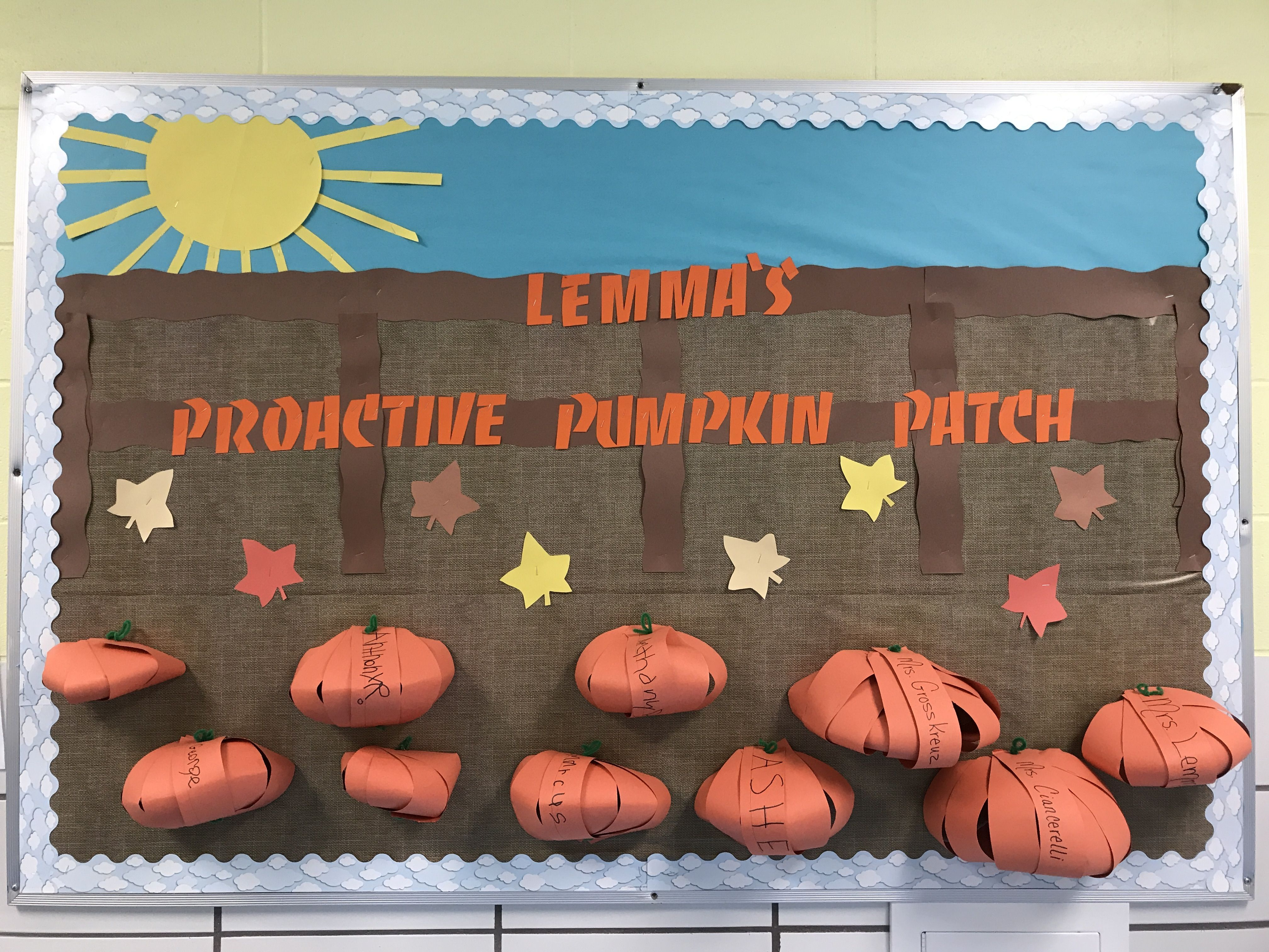 Proactive pumpkin patch. Leader in me bulletin board. #pumpkinpatchbulletinboard Proactive pumpkin patch. Leader in me bulletin board. #pumpkinpatchbulletinboard