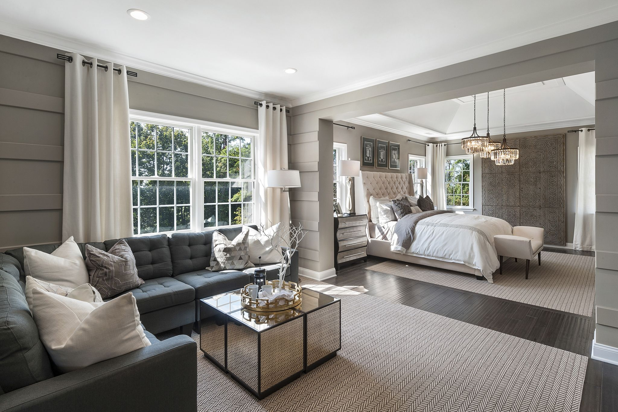 lighting really steals the show in this romantic room an on romantic trend master bedroom ideas id=68549