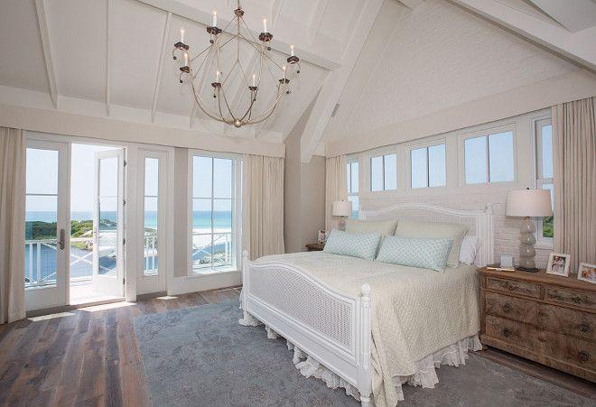 Beach House Master Bedroom Neutral