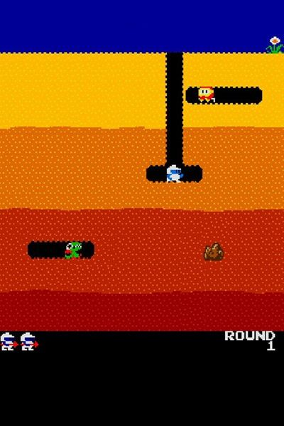 Dig Dug Iphone Wallpapers Pinterest Iphone Games And Wallpaper