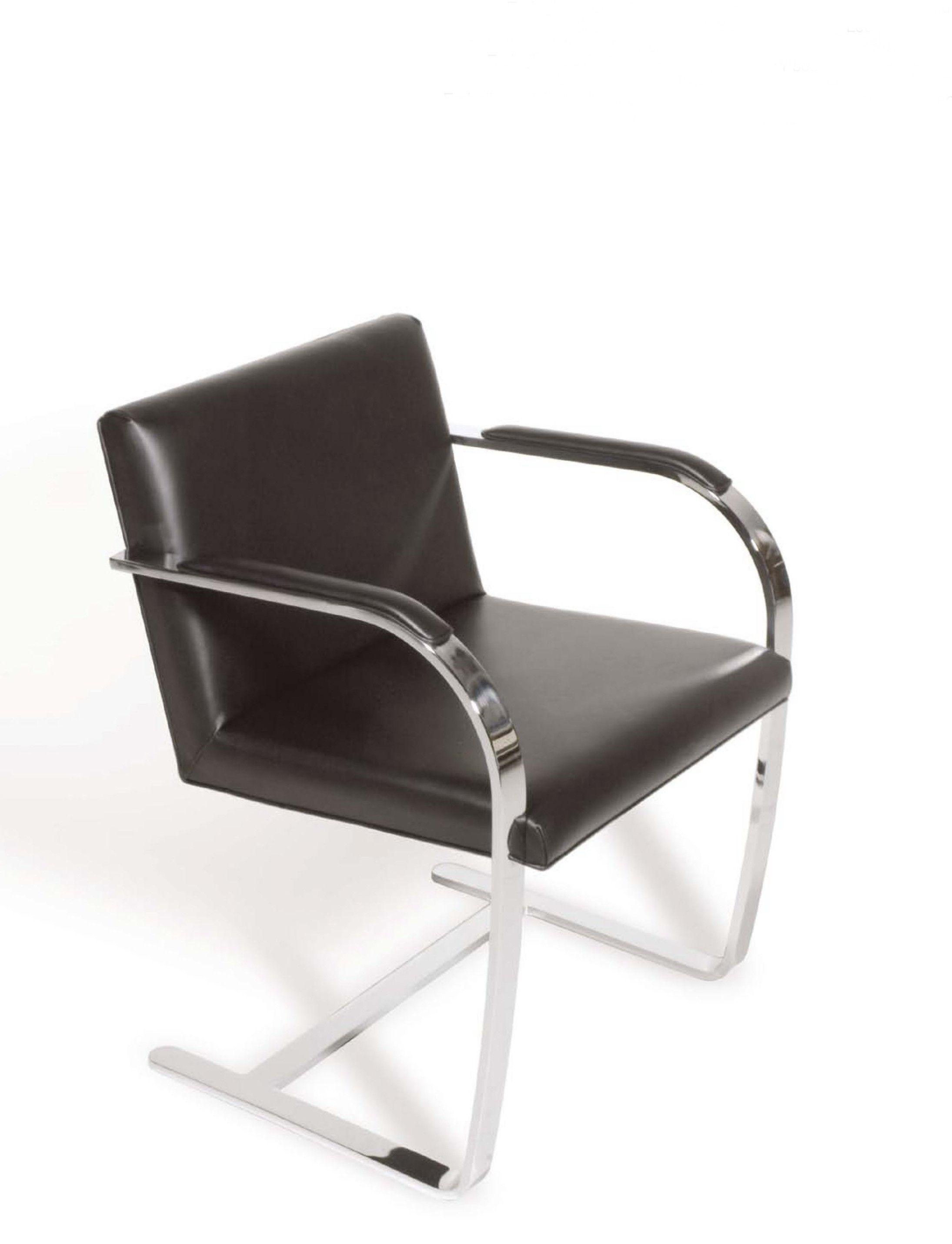 Silla Brno Van der Rohe, diseñada por Mies Van Der Rohe ... | furniture shops brno