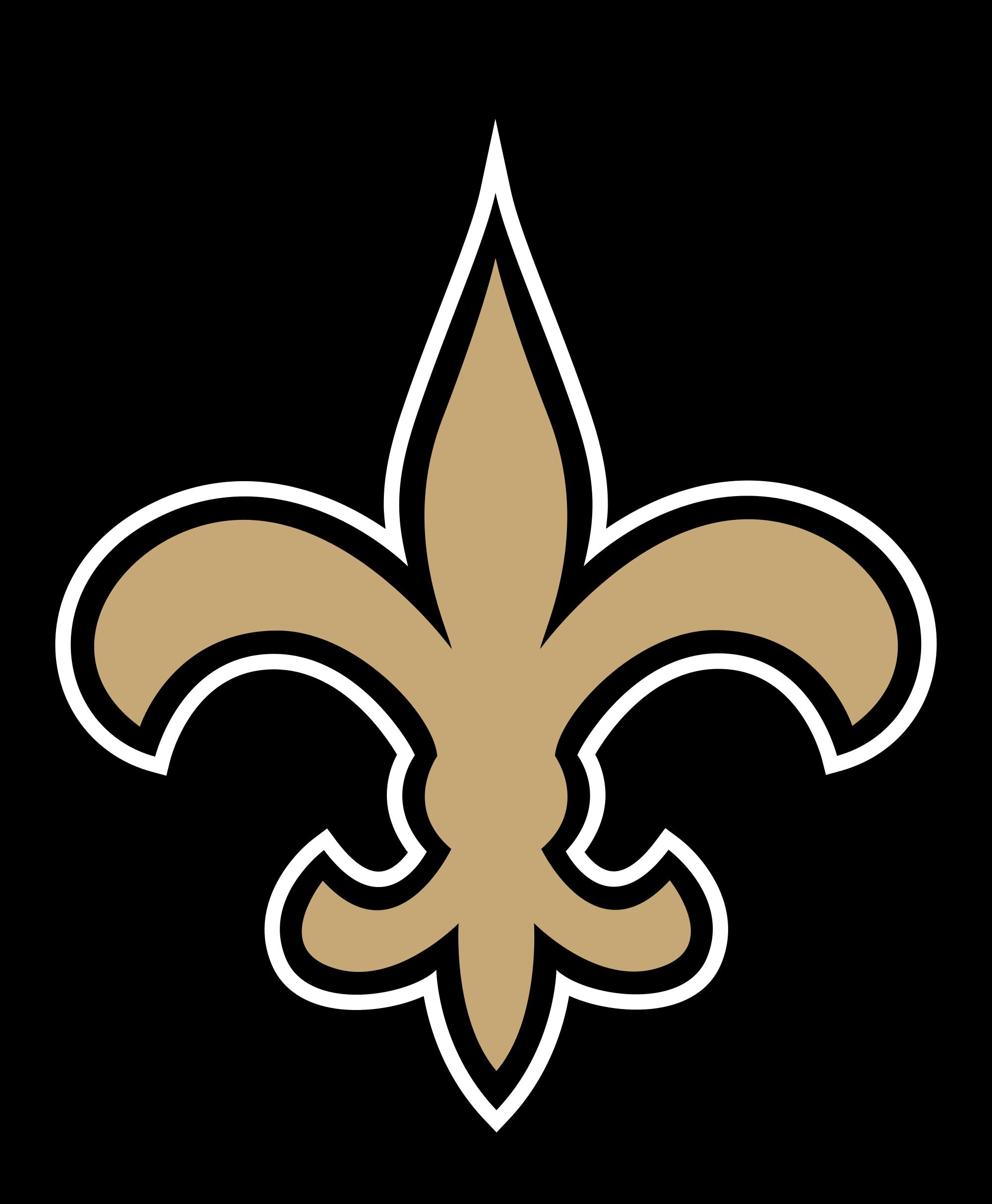 New Orleans Saints Football Team Logo New Orleans Saints Logo Saints Football New Orleans Saints