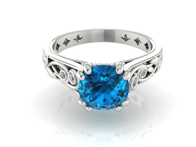 Gift for her anniversary ring rings for her engagement and