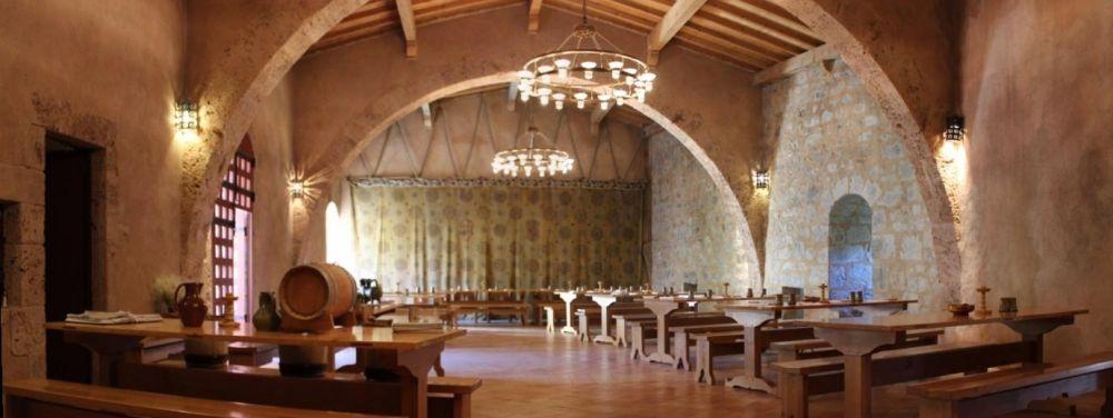 Auberge Restaurant Medieval,restaurant medieval aude, chambre d