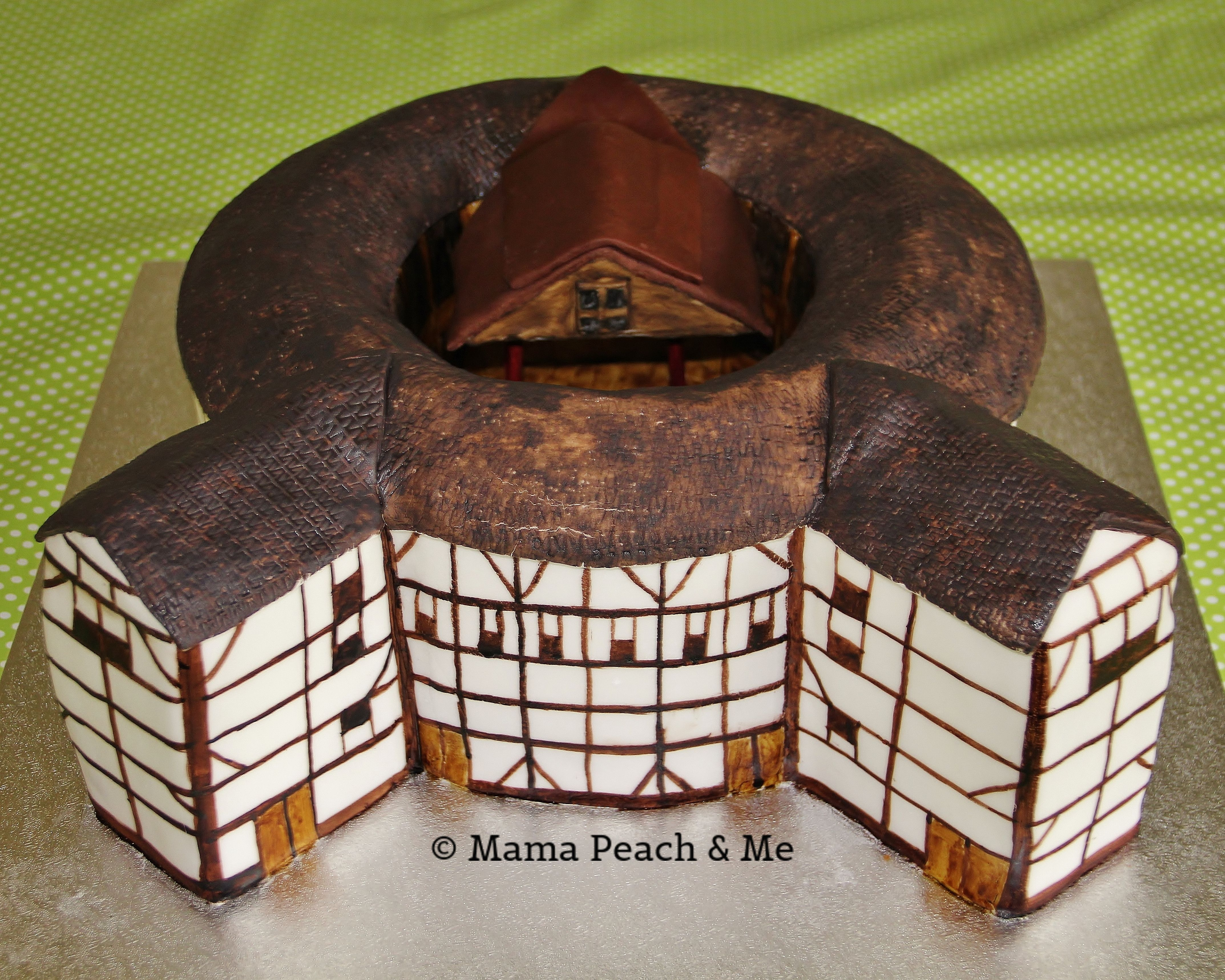 crumbs doilies shakespeare globe theatre cake cakes for bri s