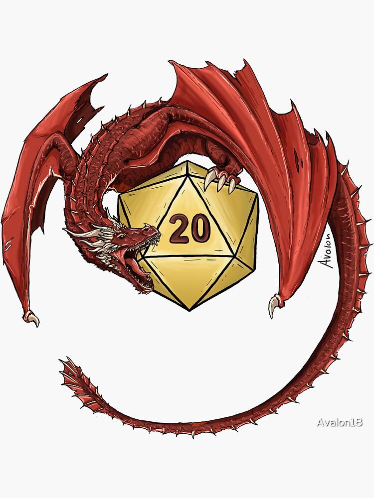 Dnd Dm Symbol Solo Sticker By Avalon18 In 2021 Dungeons And Dragons Homebrew Dnd D D Dungeons And Dragons