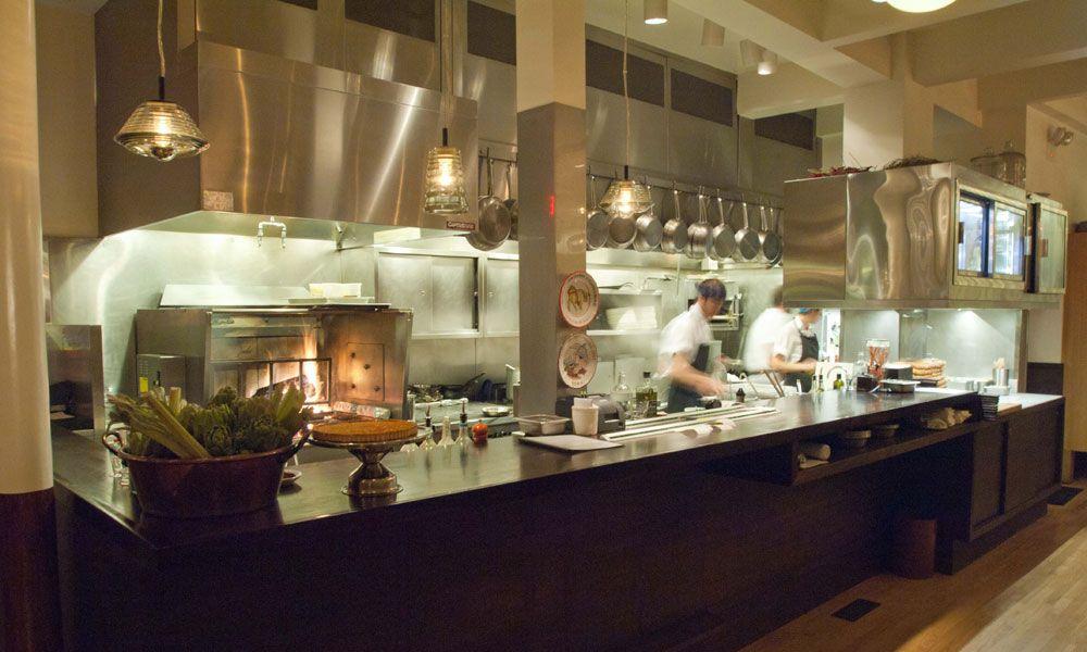 Locanda kitchen restaurant bar specialists planning