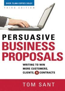 Zola Books  Ebook  Persuasive Business Proposals  Tom Sant