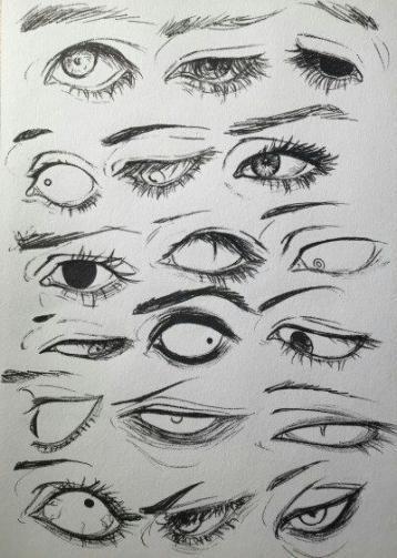 Drawing Ideas Cute Tumblr 57 Super Ideas Drawing Eye Drawing Drawings Eye Art