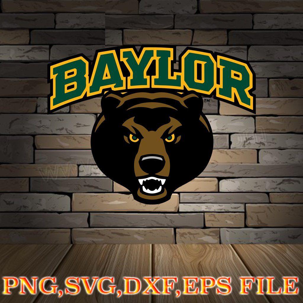 Baylor Bears Svg,football svg,football gift, Baylor Bears