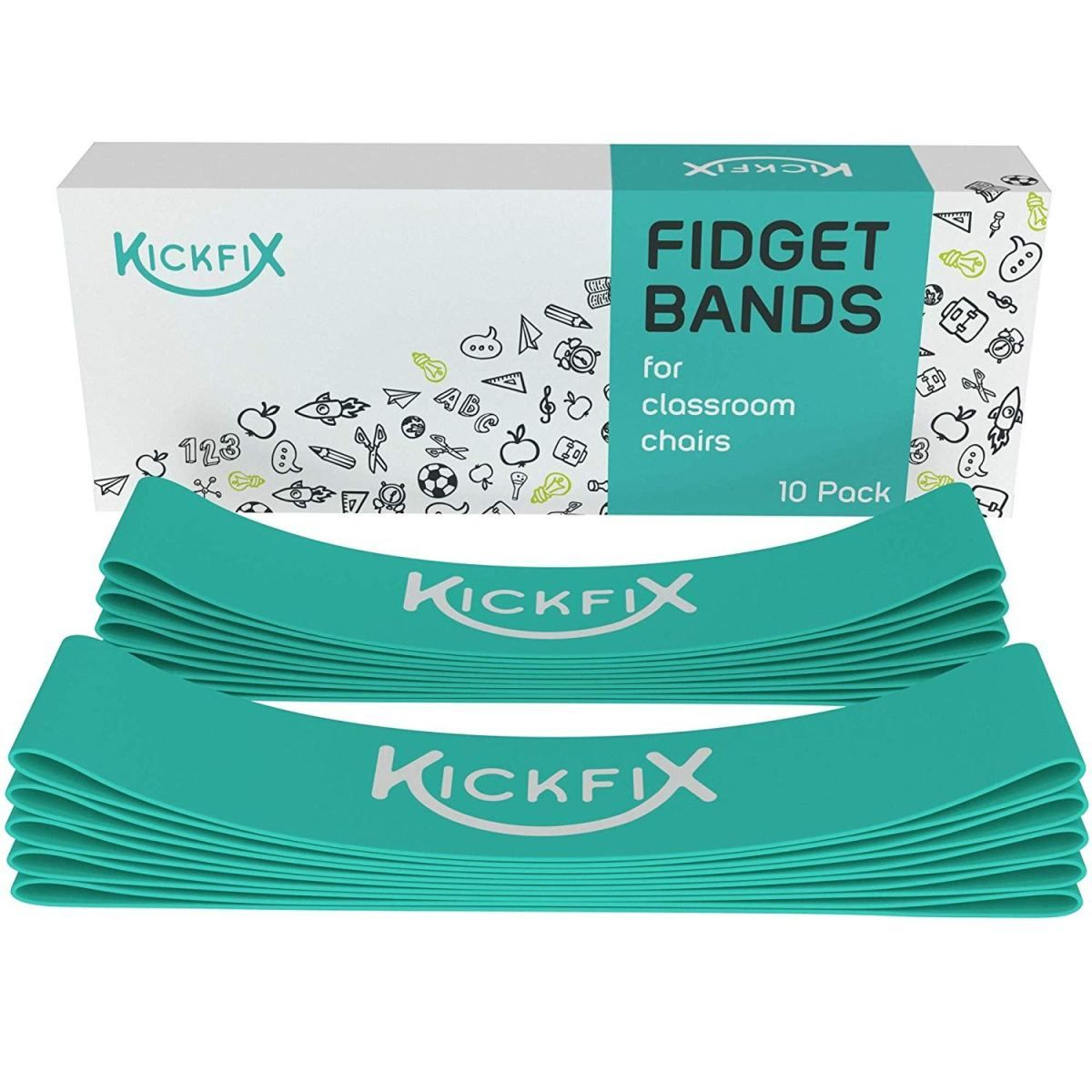 Flexible Seating Fidget Bands Perfect For Disruptive