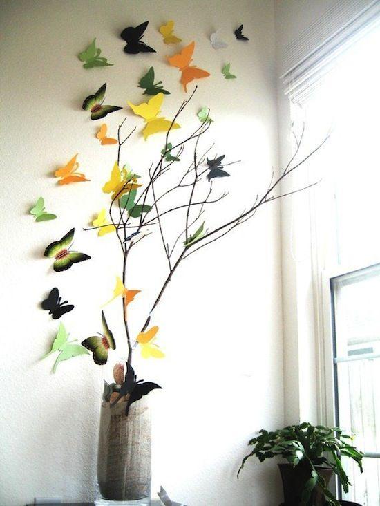 Những cánh bướm sẽ không còn đơn điệu nếu như bạn thêm màu sắc và thổi hồn cho sự sáng tạo vào kiệt tác nghệ thuật của chính bạn