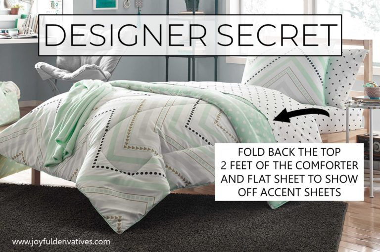 How to Make your Bed Perfectly - A Simple Tutorial images