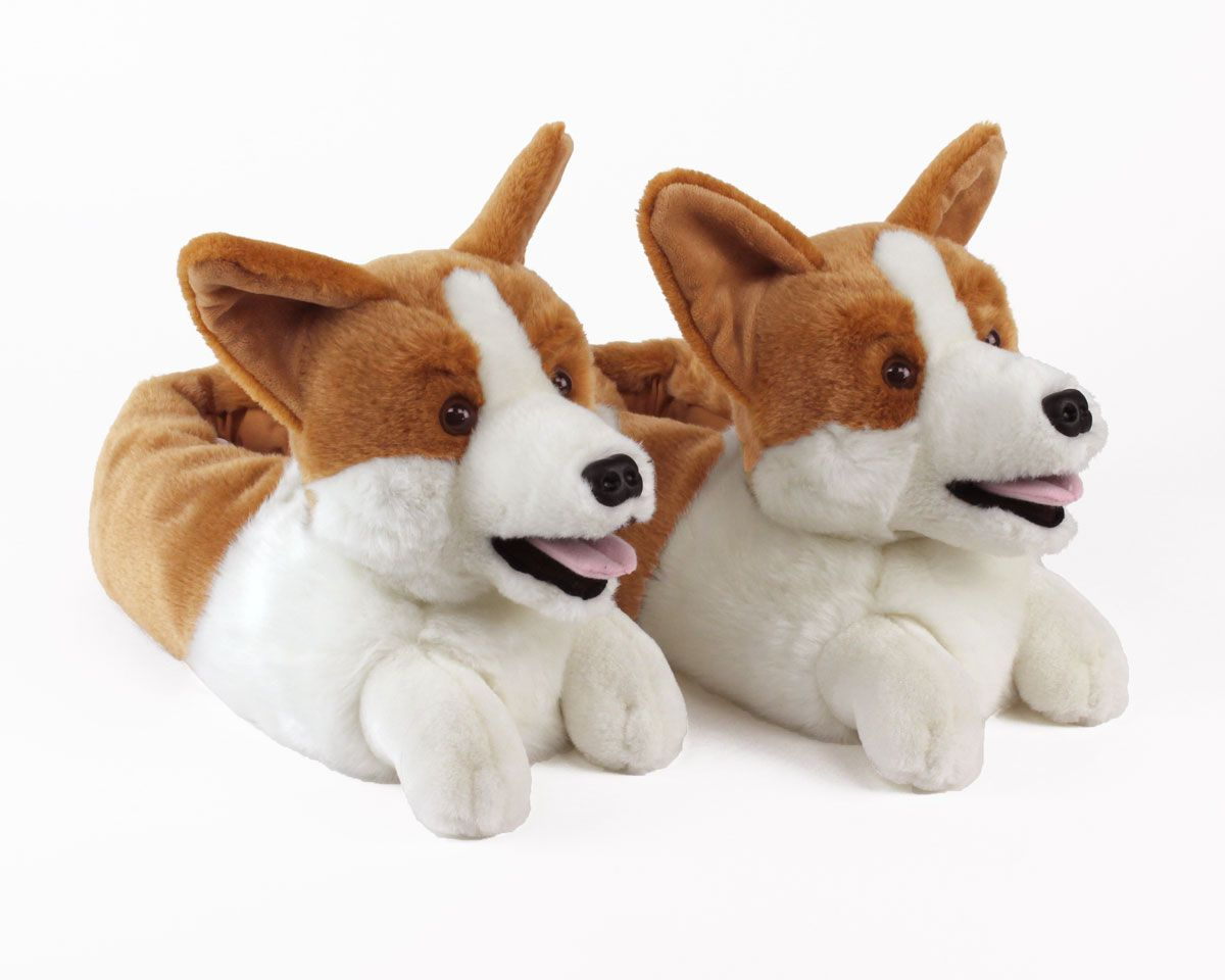 99e6505e9b3 One of the most popular in our Corgi slippers collection