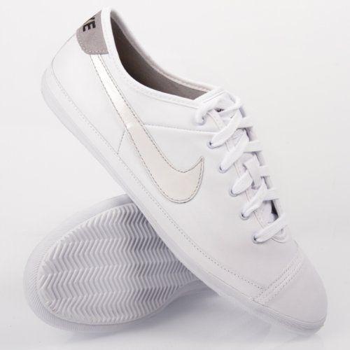 cheaper 71893 e9553 Nike Flash Leather White | Have It! | Nike, Leather, Black