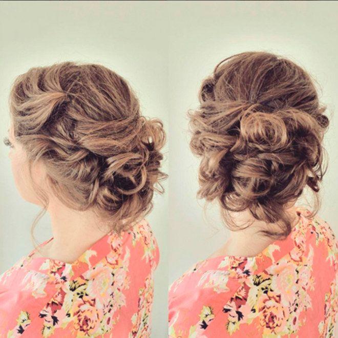 Peinados Para Madrinas 50 Ideas Vistas En Internet Peinados Peinados De Madrinas Cabello Y Maquillaje