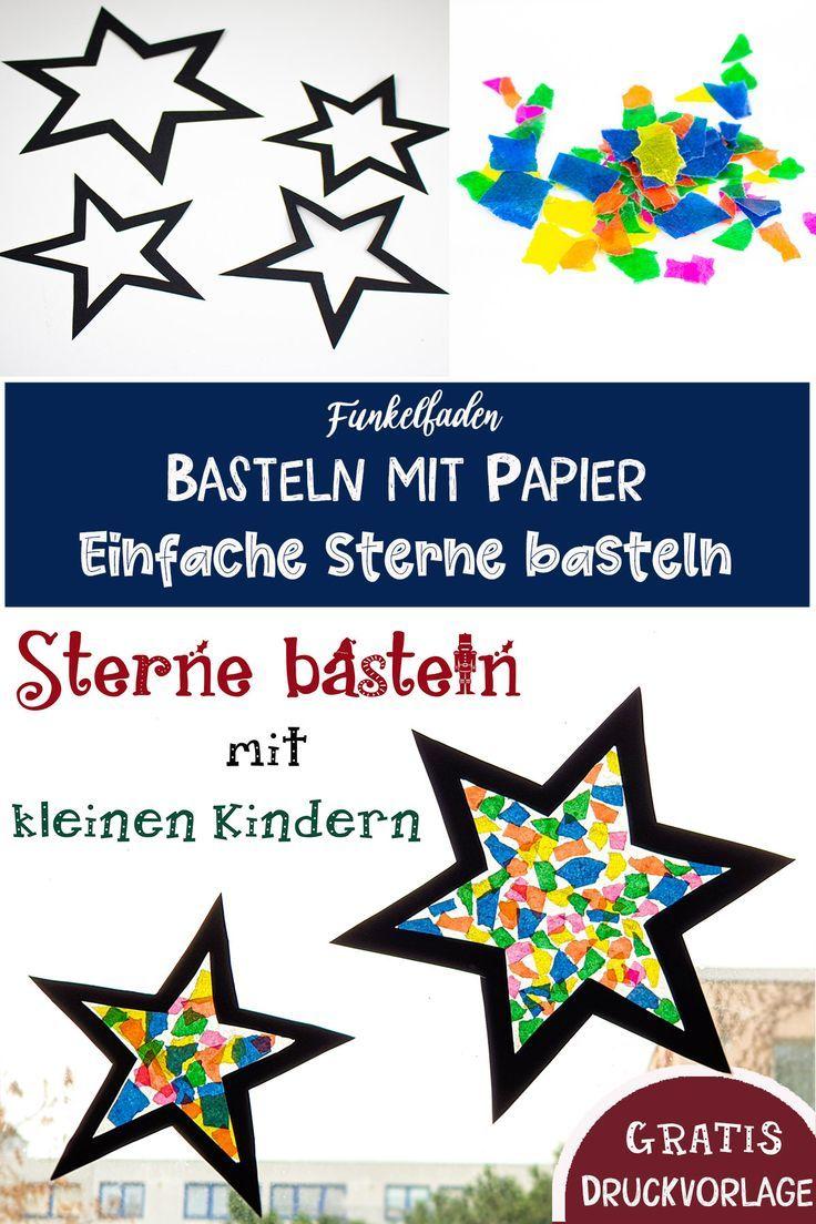 Basteln mit Papier - Nachhaltiges Basteln mit Kindern ab 4 Jahren Buch