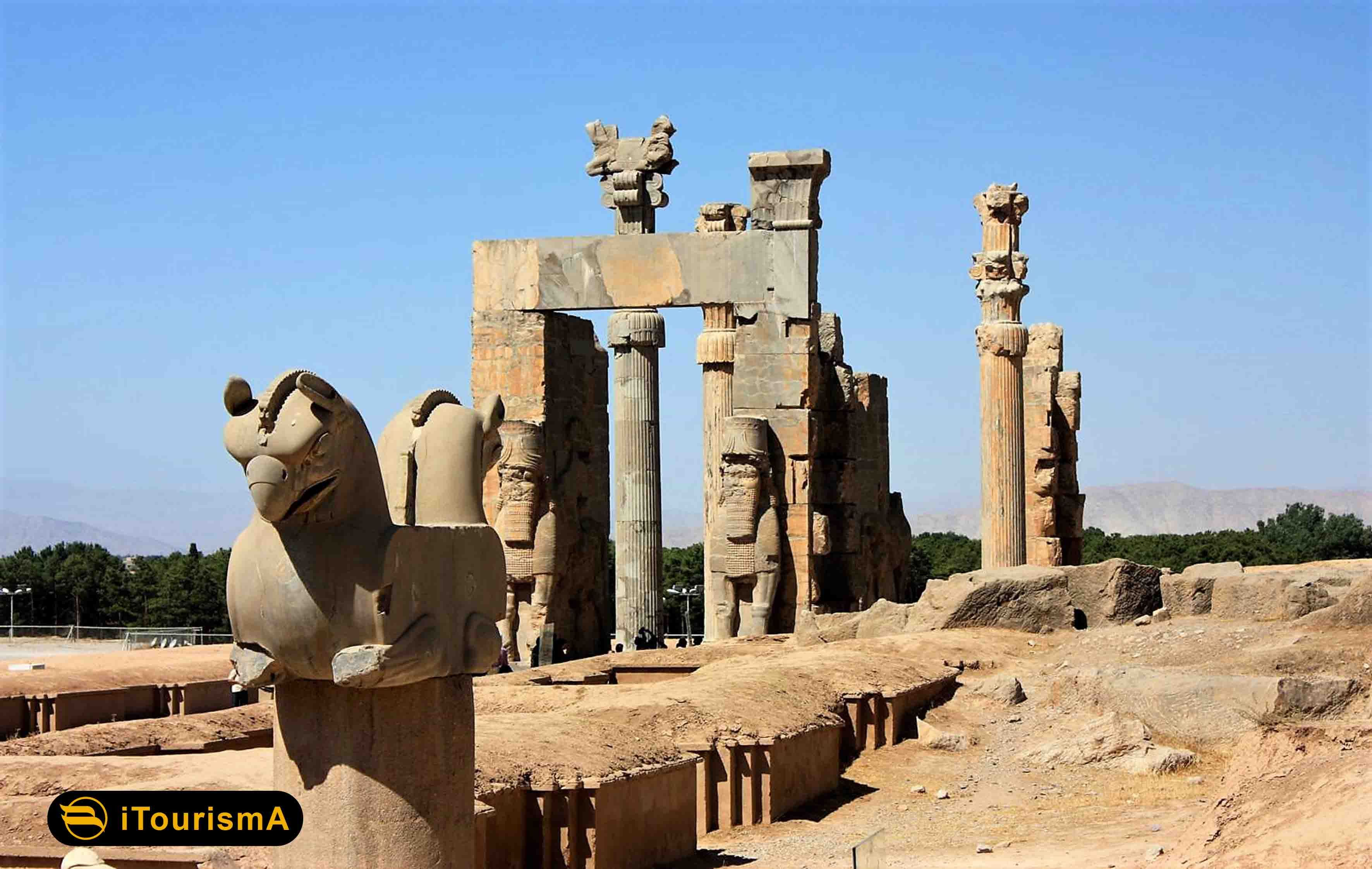 Persepolis Iran Tourism Shiraz Iran Iran