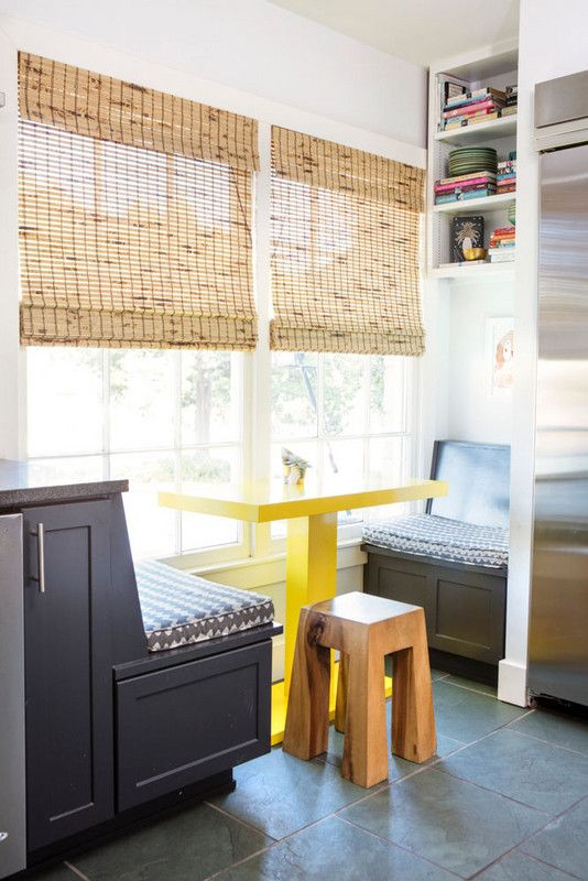 41 Ways To Fill Your Kitchen Nook With Style Pinterest Nook